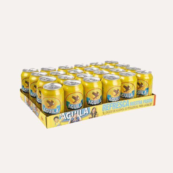 piragua full compra cerveza aguila original 24