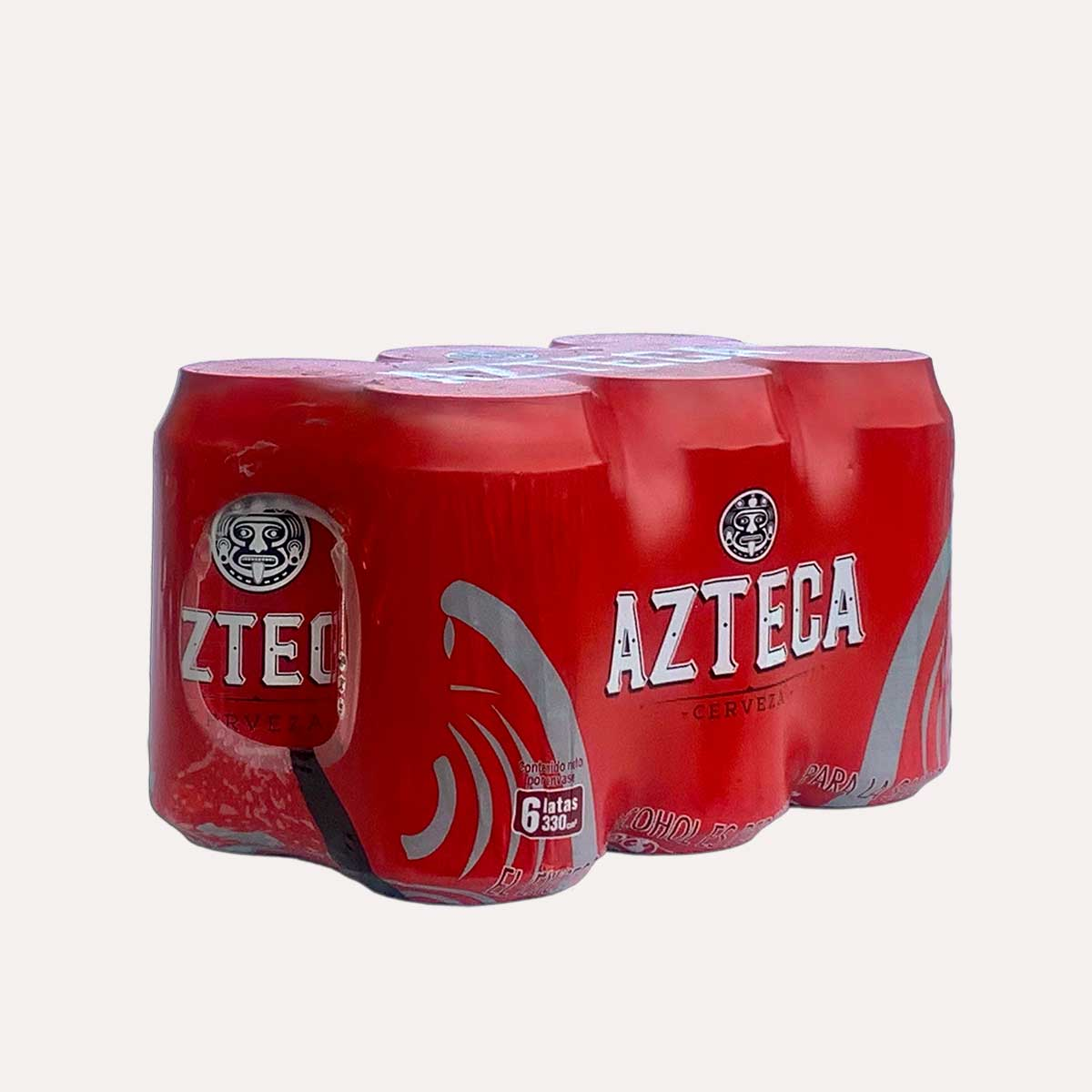 azteca six pack piragua