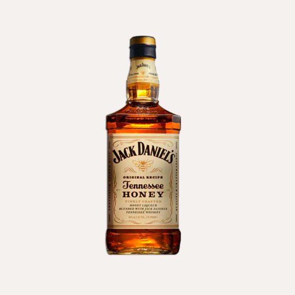 jack daniels honey piragua