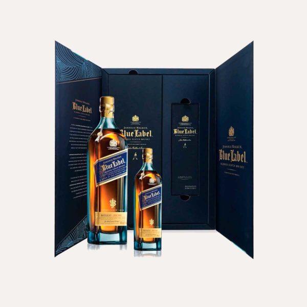 pack blue label piragua