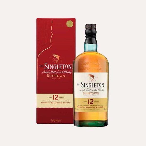 singleton of dufftown piragua