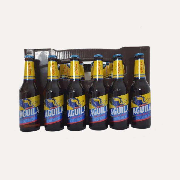 cerveza aguila original canasta piragua full compra