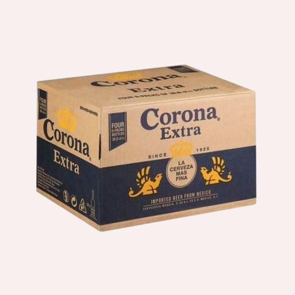 cerveza corona extra 355ml piragua full compra