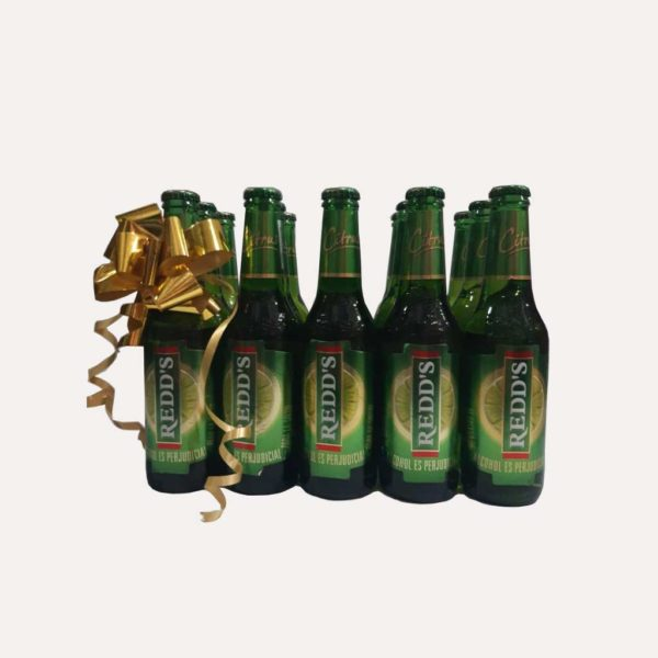 cerveza redds piragua full compra