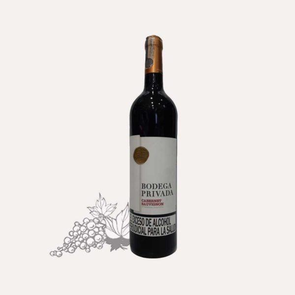 Vino Bodega Privada Cabernet Sauvignon 750 piragua full compra