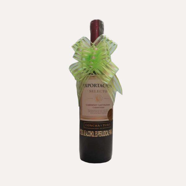 Vino Exportación Selecto Cabernet Sauvignon 750 piragua full compra