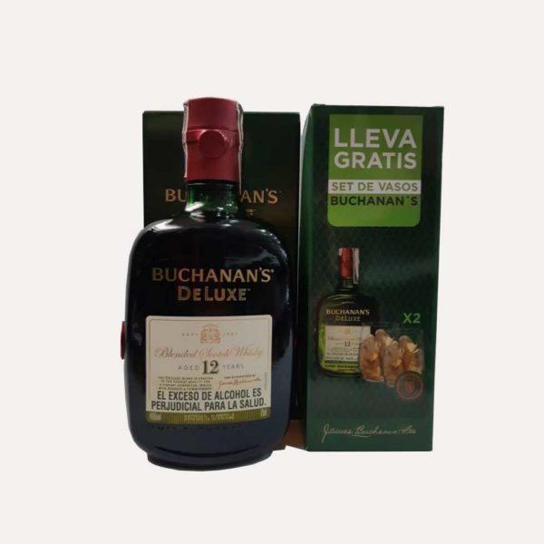 whisky buchanans piragua full compra