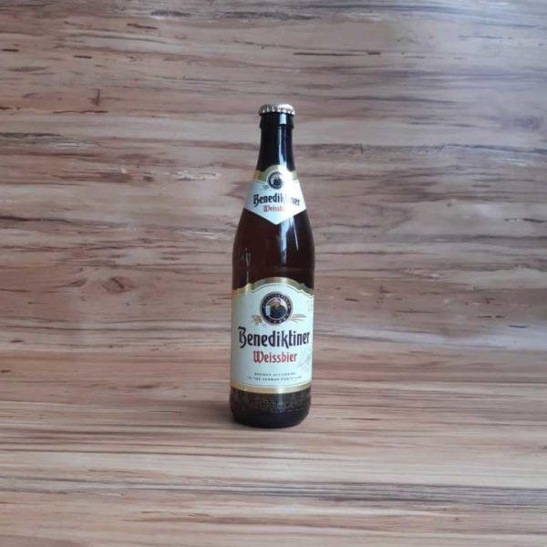 Cerveza Importada Benediktiner Weissbier x 500 piragua full compra