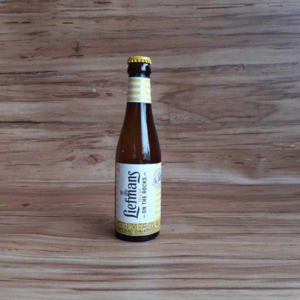 cerveza importada liefmans yelloh 250 piragua full compra
