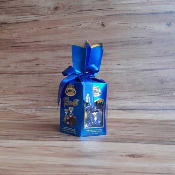 Chocolates Kamila Blue 310 piragua full compra