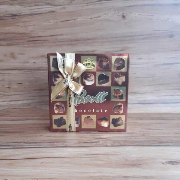 Chocolates Pavolli Mini Lux 105 piragua full compra