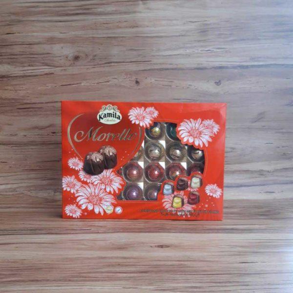 Estuche Chocolate Bonbon Morello 200 piragua full compra