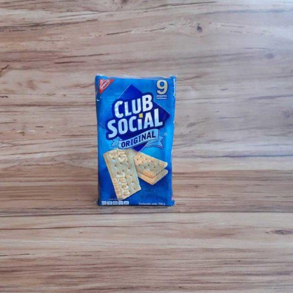 Galletas Club Social Original 9 uds piragua full compra