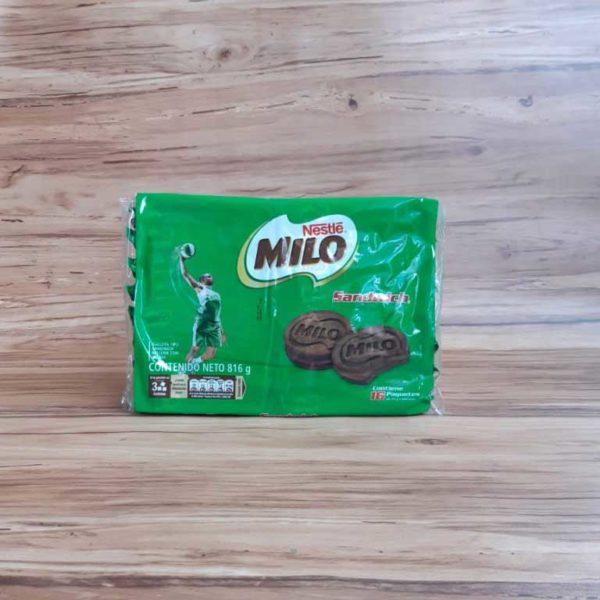 Galletas Milo 16 piragua full compra