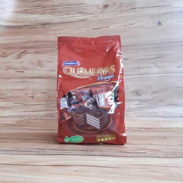 Quimbayas Bolsa 18 uds piragua full compra