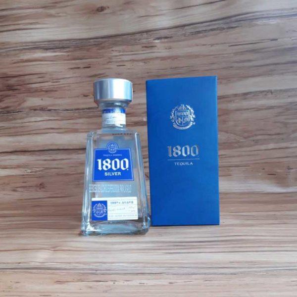 tequila 1800 silver 750 piragua full compra