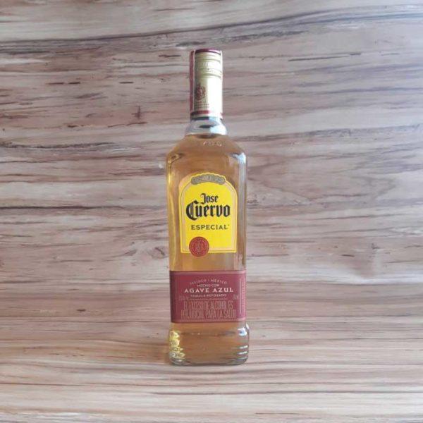 tequila jose cuervo reposado 750 piragua full compra