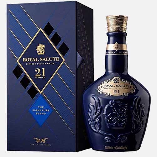 whisky royal salute 700 piragua