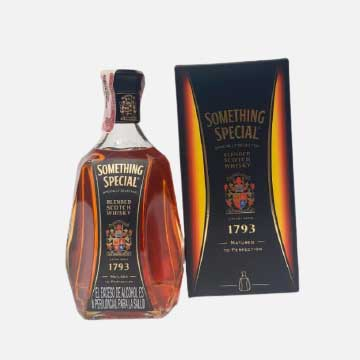 Whisky Something Special x 750ml piragua full compra