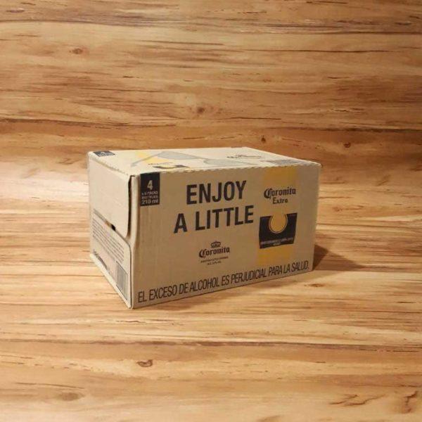 coronita extra caja piragua full compra