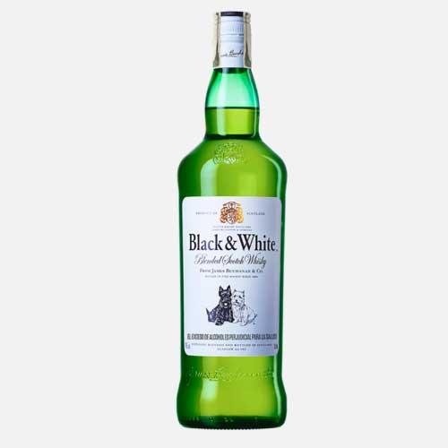 whisky black and white 1000 piragua