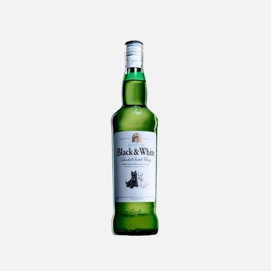 whisky black and white 700 piragua