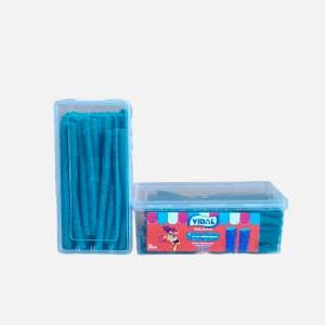 Cables Ácidos PintaLenguas Frambuesa Vidal 56 uds piragua full compra