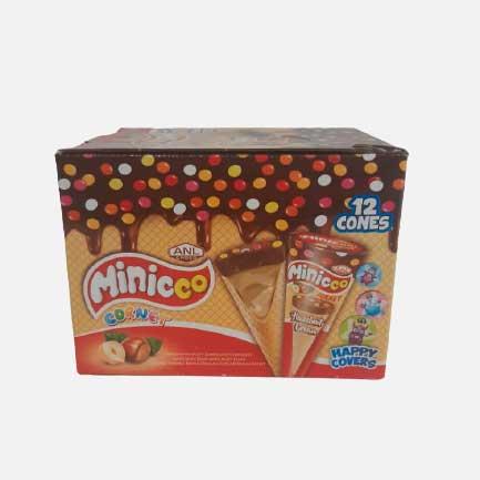Cono de Chocolate minicco 25 g piragua full compra