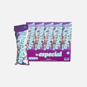 Maní La Especial Mezcla de Arándanos 45 g - 24 uds piragua full compra