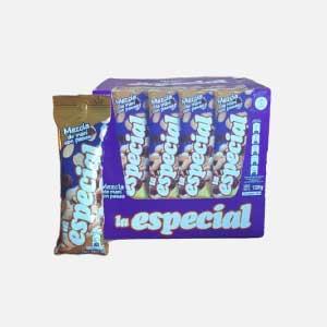 Maní La Especial Mezcla de Uvas Pasas 50 g - 24 uds piragua full compra