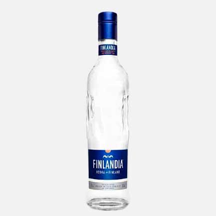 vodka finlandia 750ml piragua full compra