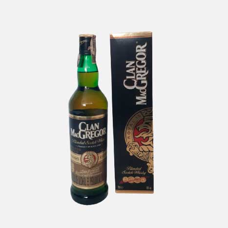 Whisky Clan magregor x 700 ml piragua full compra