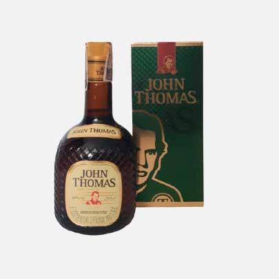Whisky John Thomas 750 piragua full compra