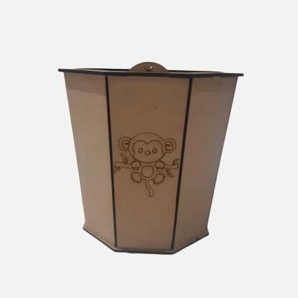 balde madeflex para regalos piragua full compra