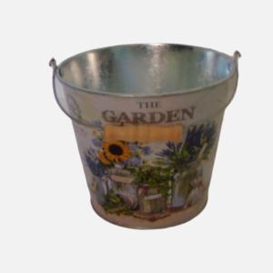 balde garden grande piragua full compra