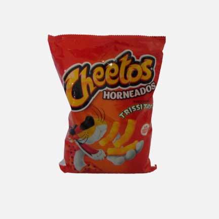 Cheetos Trissitos Picantes 43 g piragua full compra