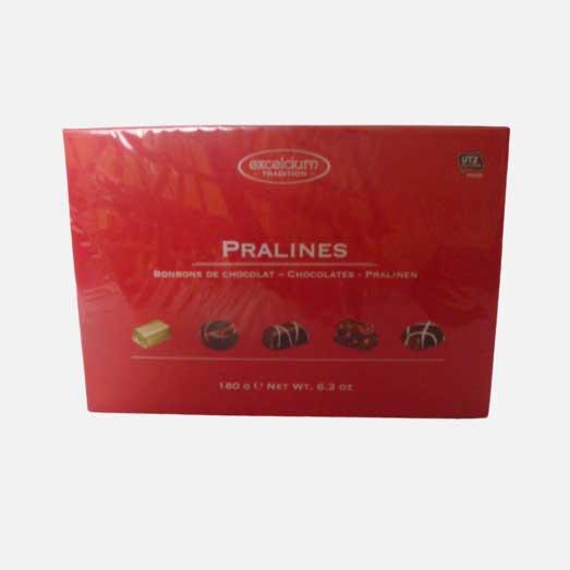 chocolates pralines assort excelsium x 180 piragua full compra