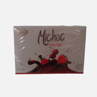 estuche chocolate michoc x 123 piragua full compra