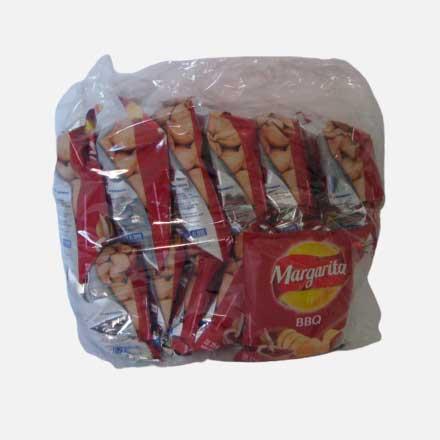 papas margarita bbq 25 g 12 piragua full compra