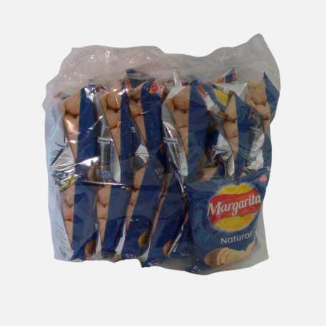 papas margaritas natural 25 g 12 uds piragua full compra