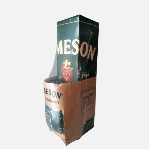 Whisky Jameson X 700 ml gratis camiseta piragua full compra