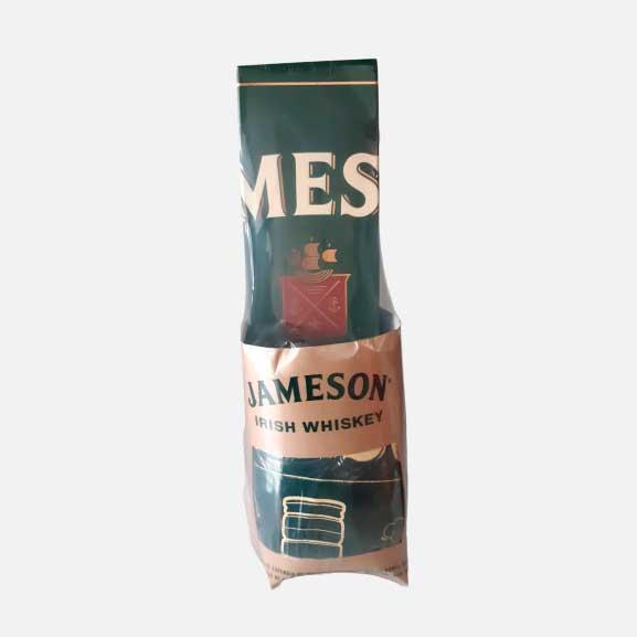 Whisky Jameson X 700 ml gratis camiseta piragua full compra