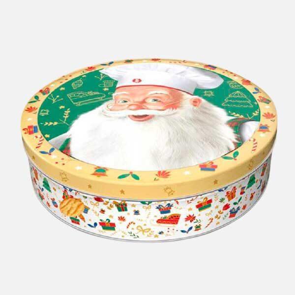 Galleta-Navidad-Noel-Cofre-Circular-XL-500g-piragua full compra