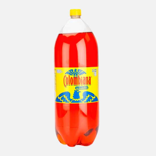 Gaseosa colombiana 3.125 L piragua full compra