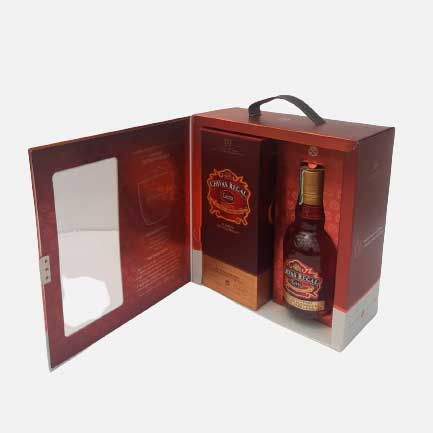 Whisky Chivas Extra 700 ml + Chivas Extra 375 ml piragua full compra