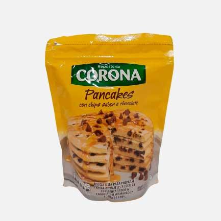 Premezcla Corona Pancakes 320 g piragua full compra