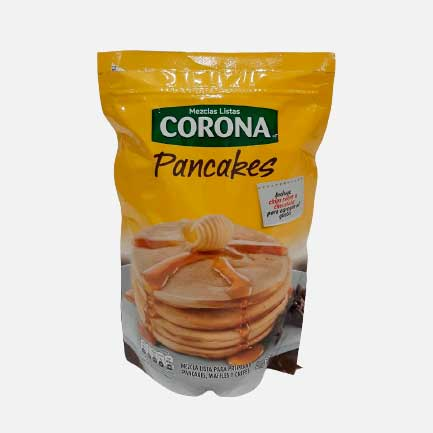 Premezcla Corona Pancakes 630 g piragua full compra