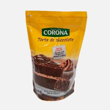 Premezcla Corona Torta de Chocolate X 450 g piragua full compra