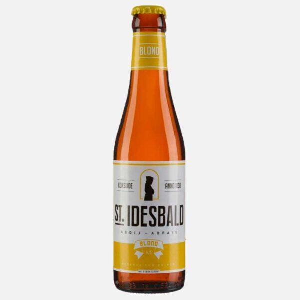 Cerveza ST. IDESBALD 330 ml piragua full compra