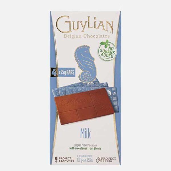 Chocolatina Milk Stevia 100 g piragua full compra